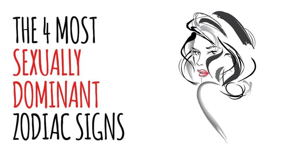 most dominant zodiac sign