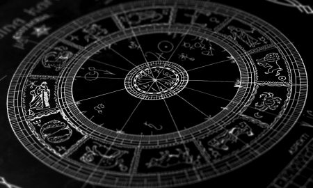 Zodiac signs Signs of the Zodiac  a beautiful picture on a black background 047504  450x270 - zodiac