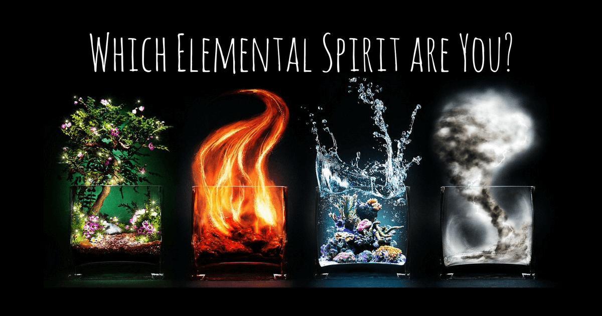 element 1 - spirituality