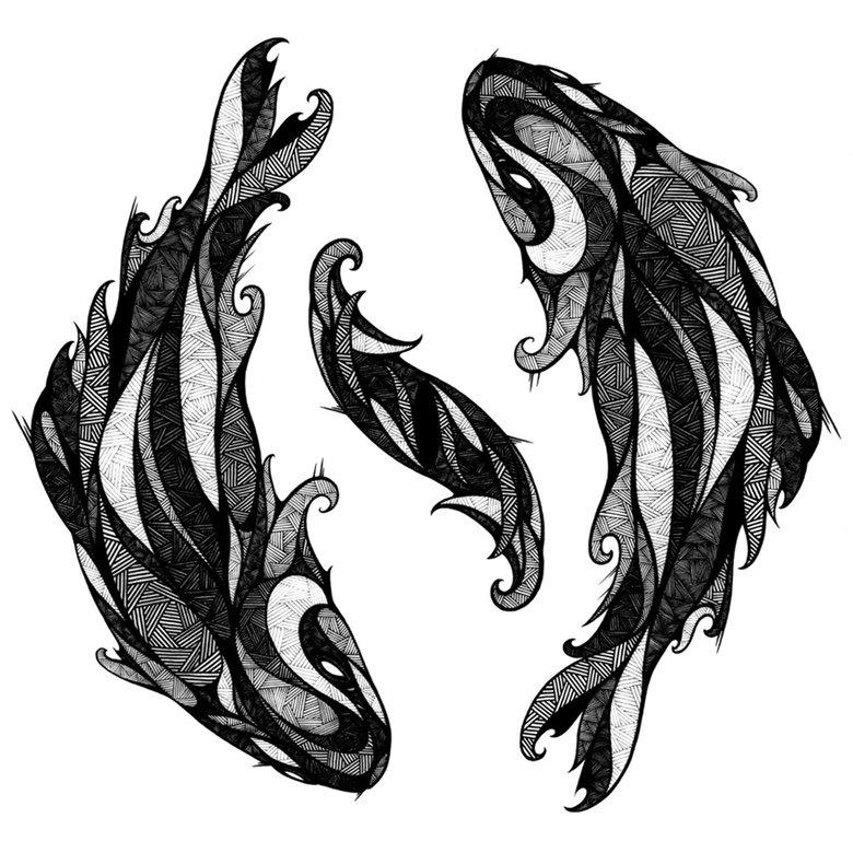 12. pisces - zodiac