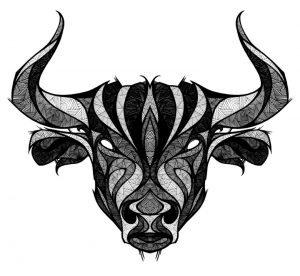 2. taurus 300x276 - zodiac, spirituality