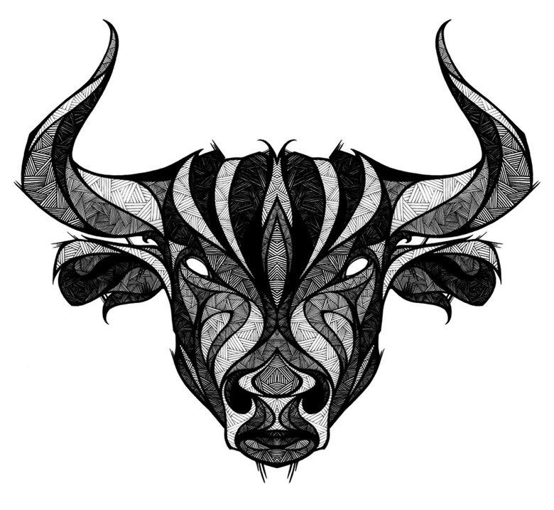 2. taurus - zodiac
