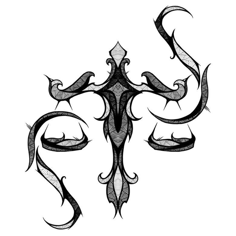 7. libra - zodiac