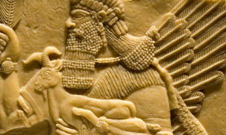 Anunnaki god Babylonian 450x270 - curious