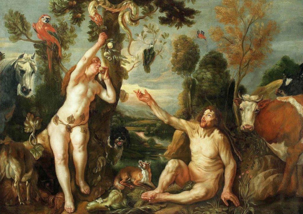 Jordaens Adam and Eve Medium 1024x725 - curious