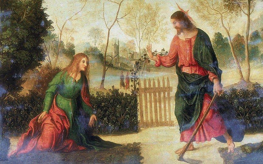 Mary Magdalene D96 3103795k - curious