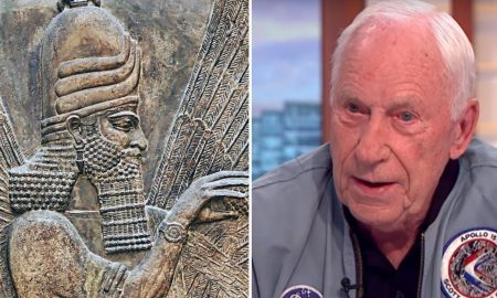 apollo 15 astronaut says humans are descendants of ancient aliens  234283 450x270 - curious