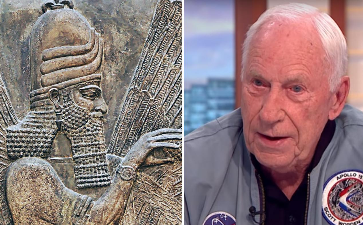 apollo 15 astronaut says humans are descendants of ancient aliens  234283 - curious