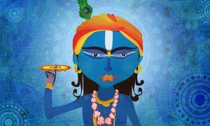 krishna with chakra 300x180 - spirituality