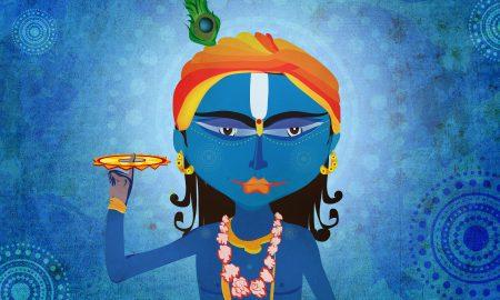 krishna with chakra 450x270 - spirituality