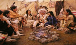 native american family 300x180 - curious