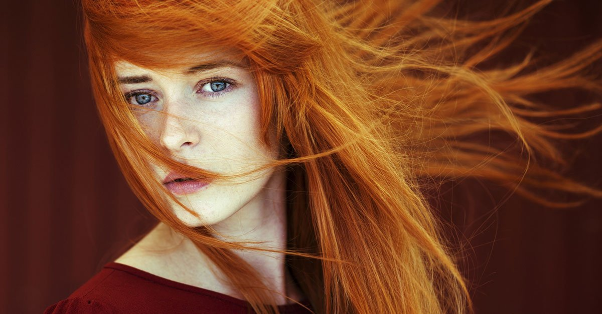 redhead - relationships