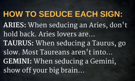 seduce 450x270 - zodiac