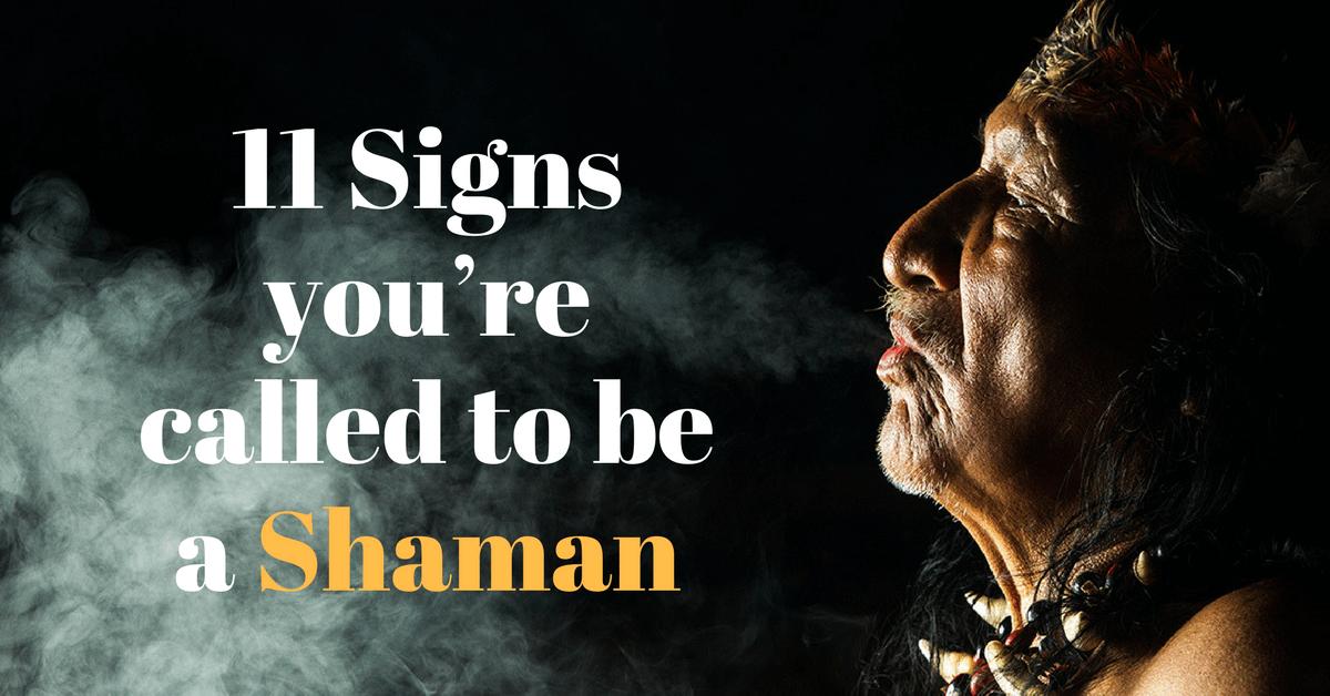 shaman - spirituality