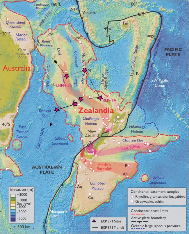 zealandia expedition map NSF e1506845622336 - curious