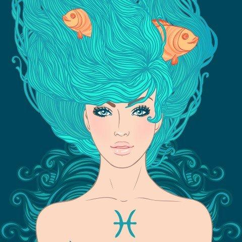 12 pisces Small - zodiac