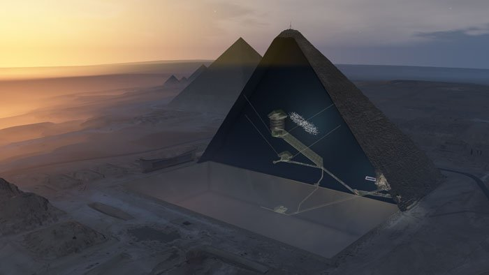 821 great pyramid void 1 - curious
