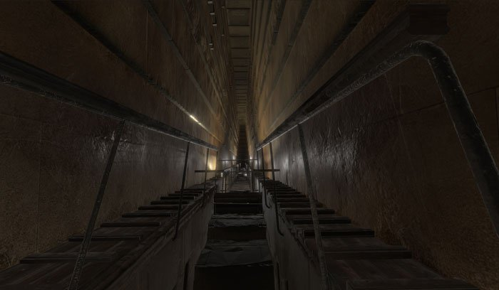 821 great pyramid void 2 - curious