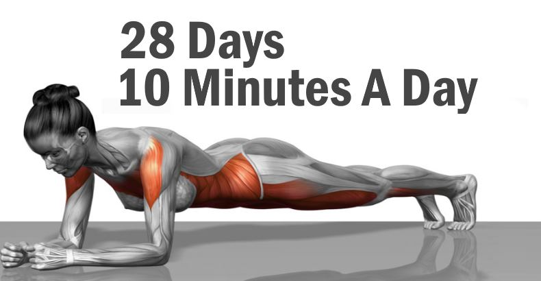 5 Simple Exercises That Will Transform Your Body in Just Four Weeks 1 - health