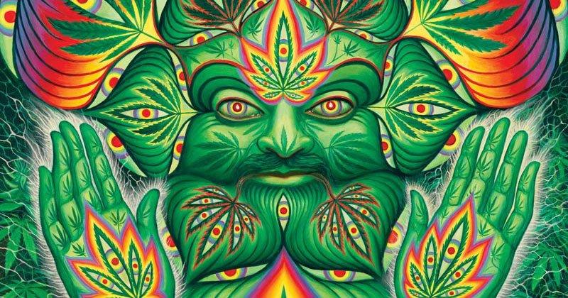 psychedelic - spirituality