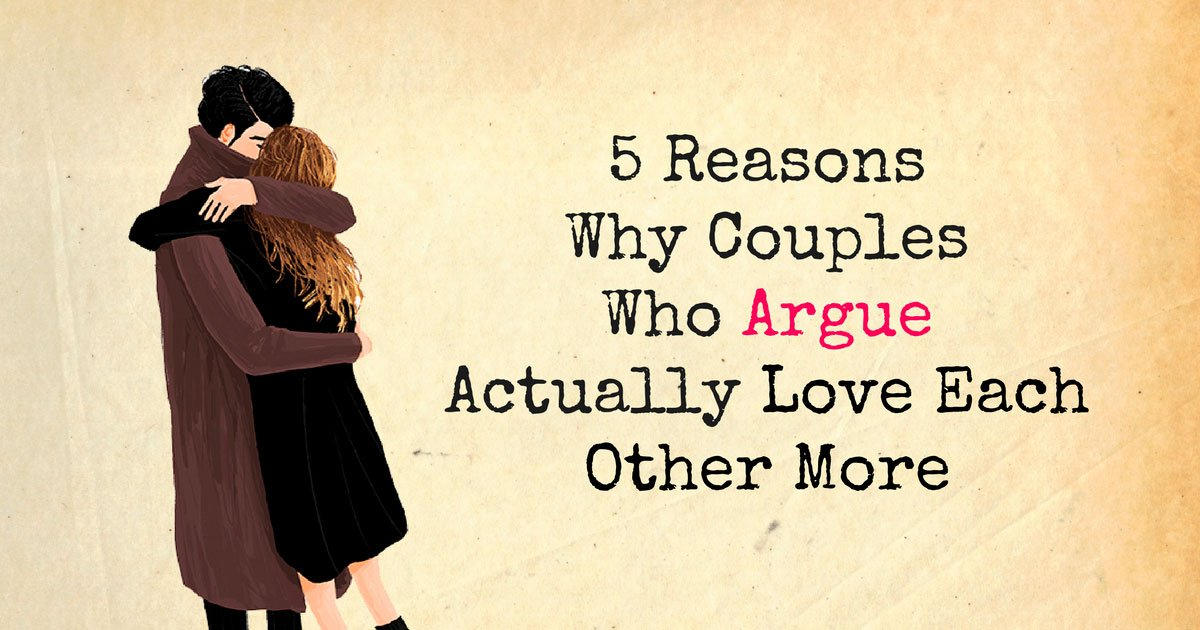 argue - relationships
