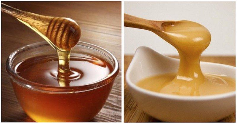 fake pure honey - health