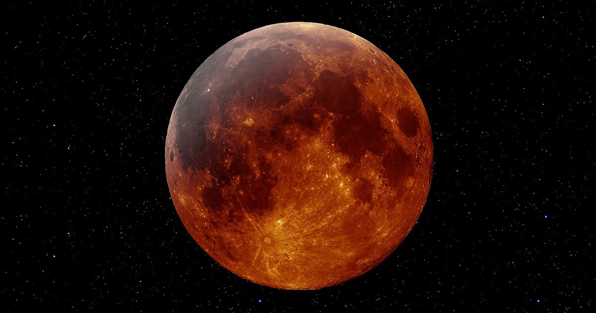 'Super Blue Blood Moon Eclipse' Coming For The First Time ...