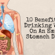 10 Benefits Of Drinking Water On An Empty Stomach Daily 2 1 80x80 - health