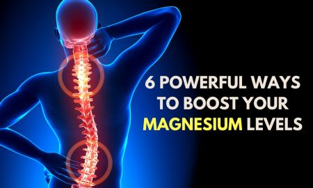 6 Powerful Ways to Boost Your Magnesium Levels 450x270 - health
