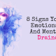 8 Signs You Are Emotionally And Mentally Drained 1 80x80 - self-improvement