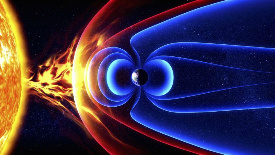 earth magnetic field - science