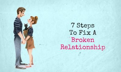 7 Steps To Fix A Broken Relationship 1 400x240 - relationships