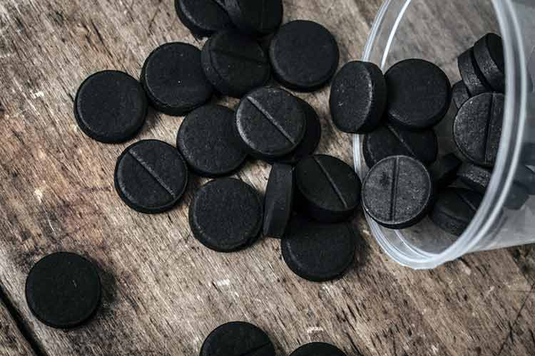 charcoal tablets - health
