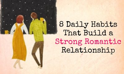 8 Daily Habits That Build a Strong Romantic Relationship 1 400x240 - relationships