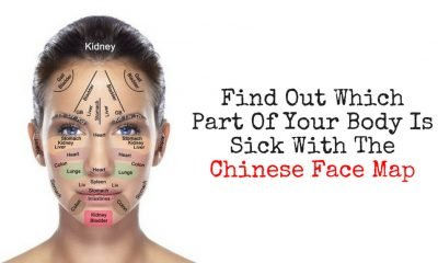 Chinese Face Mapping Uncovers Clues About Your Health 1 400x240 - health