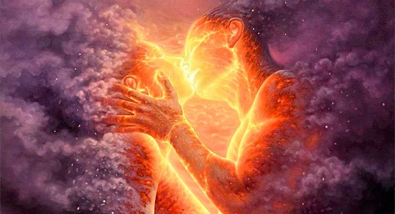 Cosmic Marriage Your True Partner Has Already Been Decided It Is Set Above - relationships