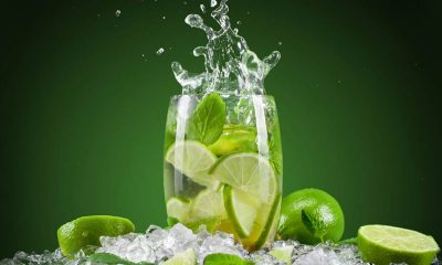 Lemon lime water 400x240 - health