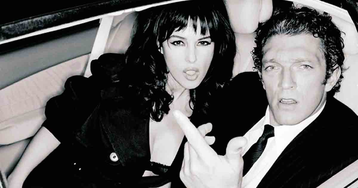 Monica Bellucci and Vincent Cassel - relationships